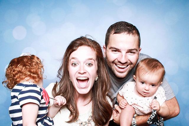 veselá rodina