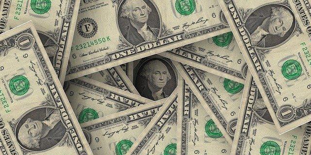 dolarové penížze